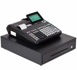 Casio Two sheet Thermal Printer Cash Register Model Pcr t2300