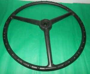 Replacement Steering Wheel Massey Ferguson 20 35 50 65 Key Slot Type