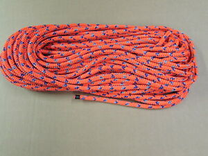 150ft X 1 2 Notch Ogre 12 Strand Climbing Rope 6 700lb Brk Str Arborist Tree