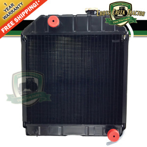 C7nn8005h New Radiator For Ford Tractor 2000 2600 3000 3400 3500 4000 4100 4400