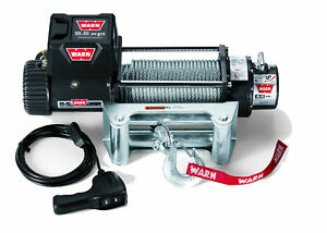 Warn Industrial 9 5xp Self Recovery Winch 9500lb W 100ft Cable For Chevy Gmc