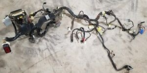 Dash Wire Harness With Manual Heat Control 1996 Thunderbird Cougar