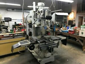 Used Milltronics Mb 20 3 Axis Cnc Vertical Machining Center Mill Centurion 1 96