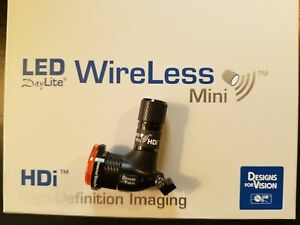 Design For Vision Led Daylite Wireless Mini Hdi For Dental surgical Loupes