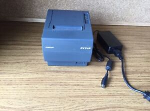 Posiflex Aura Pos Receipt Thermal Printer Pp 7000 Ii Unit Only Tested