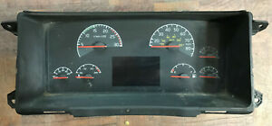 Volvo 7 Gauge Instrument Cluster 20896398 P02 Free Shipping