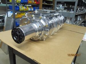 Rebuilt 6v71 Blower Street Rod Sbc Hot Rod Rat 350 Drag Sand W Snout
