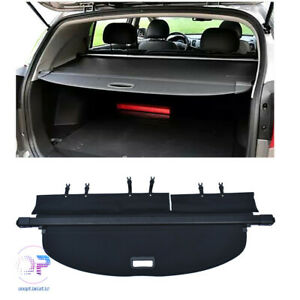 Retractable Trunk Cargo Cover Security Shield Fit For Nissan Rogue 14 18 S Sv Sl