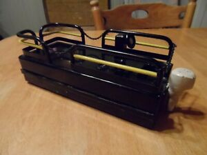 Vintage Model Pontoon Boat Made Of Steel Excellent Condition
