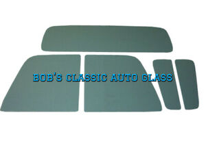 1948 1953 Willys Pickup Truck Vents Doors Small Back Glass Windows Classic New