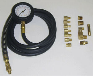 Us Made Oil And Transmission Pressure Tester Engine Oil Automatic Trans