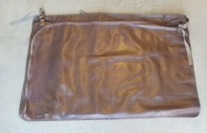 Porsche 944 924s 968 Sunroof Sun Moon Roof Storage Case Bag Cover Brown