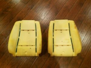 Ford Oem 10 14 Mustang Front Seat Back Cushion Foam Pad Set 07 09