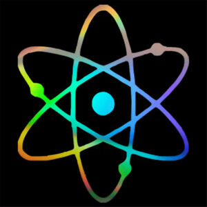 Atomic Chemistry Decal Car Window Door Bumper Laptop Motorcycle Vinyl Sticker