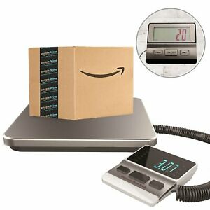Postal Scale Heavy Duty Digital For Shipping And Postal With Durable Stainless S