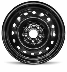 Set Of 4 Wheels 16 X 6 5 Inch Steel Wheel Rim Fits 2006 2012 Honda Civic
