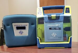 Cardiac Science Aed Powerheart G3 Model 9390e 501 W Case No Pads Or Battery