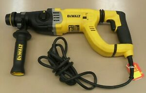 Dewalt 3 Mode Sds D handle D25263k