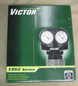New Victor Ets4 125 580 Two Stage High Capacity Regulator Edge Series 0781 5222
