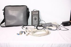 Fluke 652 Lan Cablemeter Cable Analyzer With Cables Bag Item Code B10a