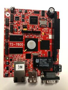 New Tech Systems Ts 7800 Embedded Arm Sbc Single Board Computer Debian Linux
