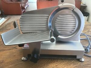 Barley Used Stainless Steel Meat And Cheese Slicer