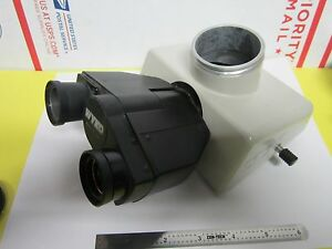 Microscope Part Trinocular Head Wyko Nikon Interferometer Optics Bin g5 01