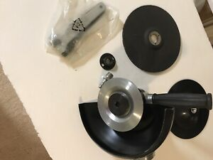 Pt 7 Polisher sander grinder M647 Right Angle Builtin Regulator New