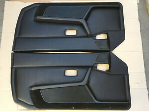 Porsche 951 944 Turbo S S2 10 speaker Door Panels