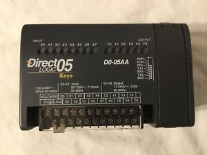 Automation Direct D0 05aa Direct Logic Koyo Plc 100 240v