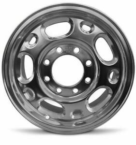 Set Of 4 Wheels 16x6 5 Inch Aluminum Wheel Rim 02 06 Chevy Avalanche 2500