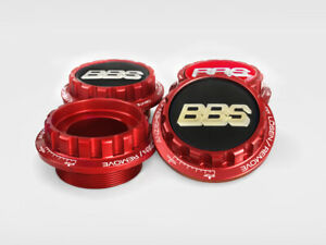 Bbs Rs Centerlock Hex Nuts Rc Center Cap 15 16 17 18 19 Inch Small Thread 2 28in