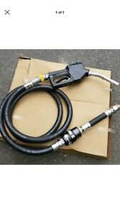 Opw 3 4 Complete Setup nozzle Swivel Hoses Reconnectable Breakaway New