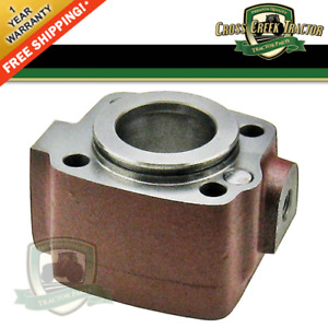 C9nn3c516b New Ford Tractor Power Steering Control Valve Housing 5000 7000 5600