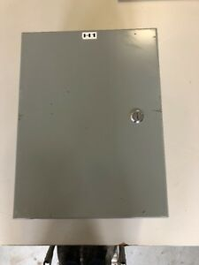 Wiegmann N1c121608lp Type 1 Enclosure Electric Box