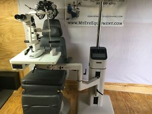 Reliance 980 Chair W Reliance 7800 Stand Complete Lane Topcon Or Reichert Lamp