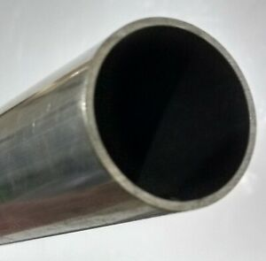 2205 Stainless Steel Welded Tube 22 23 Chromium 1 Od X 0 049 Wall X 48