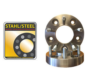 Dodge Ram 1500 3 50 Steel Wheel Spacers 2012 18 4 By Stahl Steel Usa Made