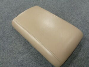 2006 Ford Expedition Limited Factory Oem Center Console Lid Parchment Tan