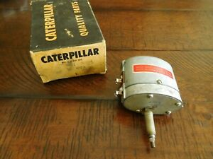 Circa 1985 Caterpillar Tractor Wiper Motor 7f6994 Nos 428 Backhoe Loader