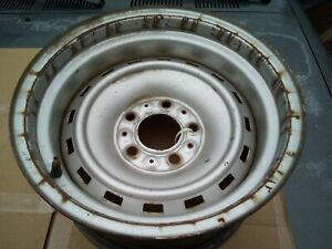 Chevy Truck Rally Wheel 15x8 5 Lug A416