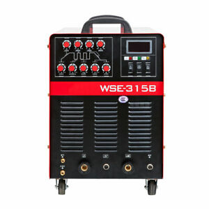 Ac Dc Square Wave Aluminum Alloy Stainless Steel Argon Arc Welding Machine