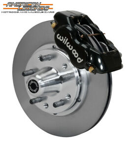 Wilwood 65 69 Ford Mustang Falcon Cougar 11 Front Disc Brake Kit 140 11071