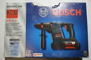 Bosch 1 1 8 In Sds plus Rotary Hammer 36volt Rh328vc 36k New In Box