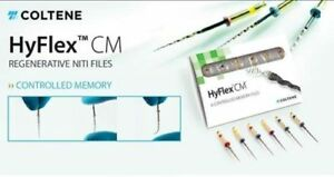 Coltene Hyflex Cm Niti Files Free Shipping Fast
