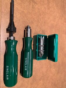 Sinclair reloading tools misc items