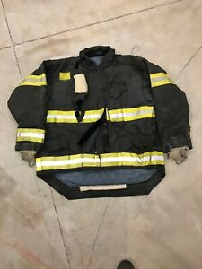 Morning Pride Bunker Gear Jacket Fdny Style Size 54