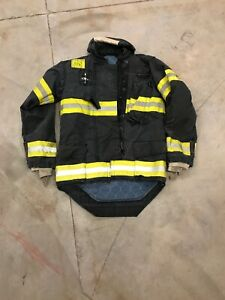 Morning Pride Bunker Gear Jacket Fdny Style Size 34