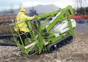 New 2019 Niftylift Td34t Articulating Track Drive Boom Factory Warranty