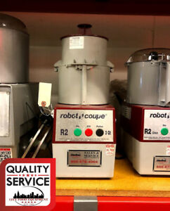 Robot Coupe R2 Used Commercial Food Processor With Out A Bowl